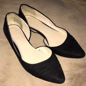 Good used condition Nine West flats